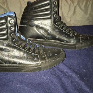 MCM shoes.
